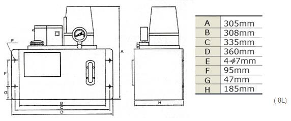8L Diagram